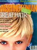 Richard Stein Hair in Washingtonian Magazine
