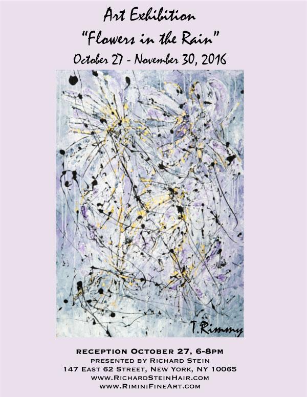 Richard Stein's Art Gallery presents T. Rimmy